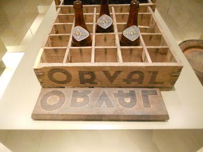 Musée de la bière Orval 2015
