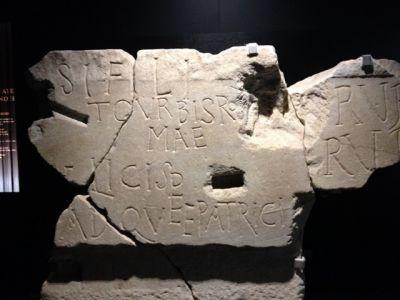 Musée Gallo Romain Tongres 2016