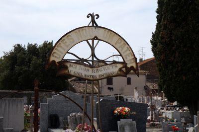 Fréjus cimetière 2015