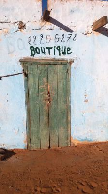 Chinguetti Mauritanie 2019