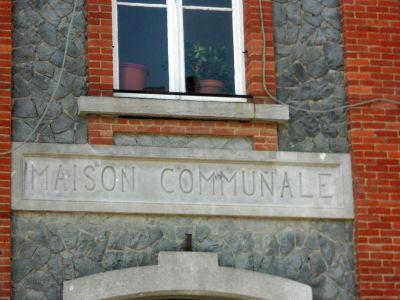 Maison communale Quenast