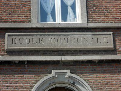 Ecole communale Rebecq
