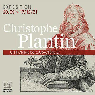 Christophe Plantin. Un homme de...